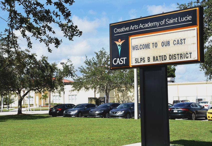 Creative Arts Academy of St. Lucie