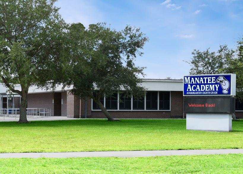 Manatee K-8