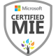 Certified MIE Badge