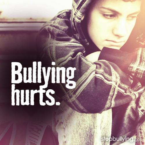 bullying hurts